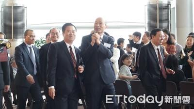即/韓國瑜經濟之旅 搶下「4年7860萬台幣」訂單