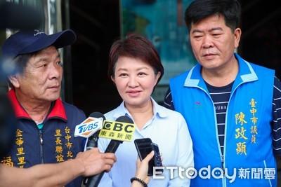 盧秀燕:國民黨有降魔羅漢