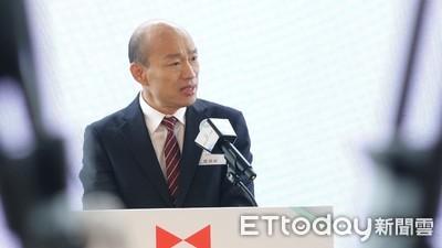 「請上蒼刺瞎我的眼」 杜紫宸:韓國瑜當總統