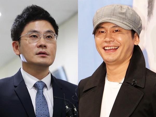 YG股東大會只開了15分鐘!梁鉉錫連任社長...胞弟續任理事