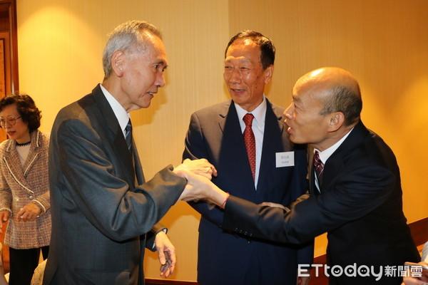 「幸福指數變全球第一」 信和集團黃志祥當韓國瑜面拱選總統