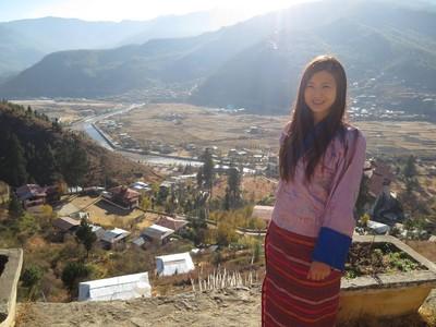小林依晨酸韓國瑜:不丹不在阿爾卑斯山