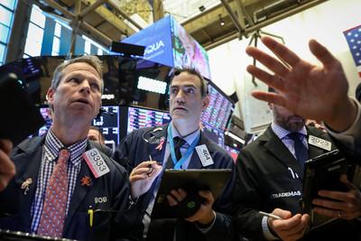 美股道瓊漲140點 歐股也反彈收高