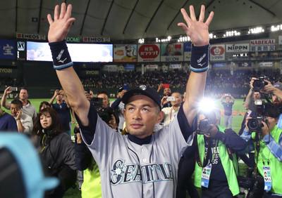 「雷射肩」改變棒球世界 鈴木一朗留給球迷的不只是紀錄