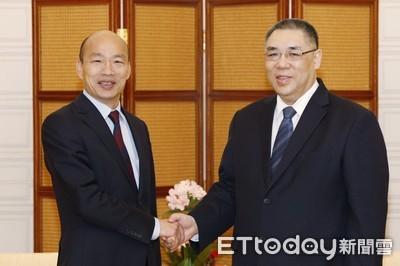 民進黨人狠酸韓國瑜大陸行