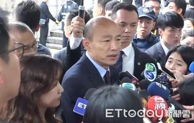 民進黨怒斥:韓國瑜為一黨一人政治利益「背書一國兩制」