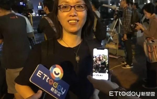 嫁到香港18年「台灣新娘」 握手李佳芬 激動大笑:快暈倒了!
