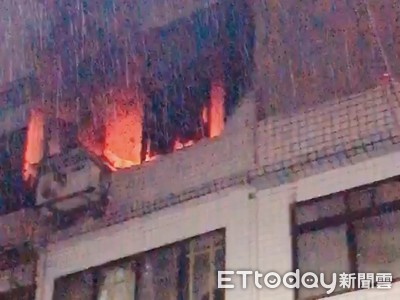 即/三重公寓深夜爆炸聲 女住戶煮宵夜睡著