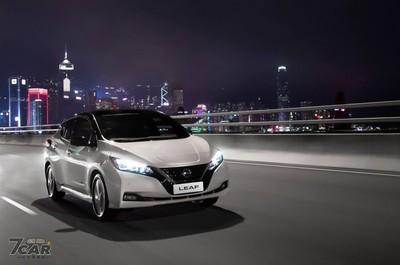 Nissan Leaf香港舊換新折98萬