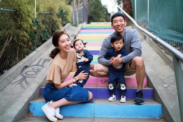 ▲▼隋棠在2015年結婚,4年內陸續生下3個孩子。(圖/翻攝自隋棠臉書)