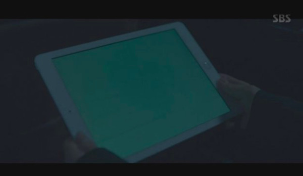 ▲▼韓劇驚爆放送事故!「人浮在水上掙扎」CG超假  。(圖/翻攝自SBS《Big Issue》)