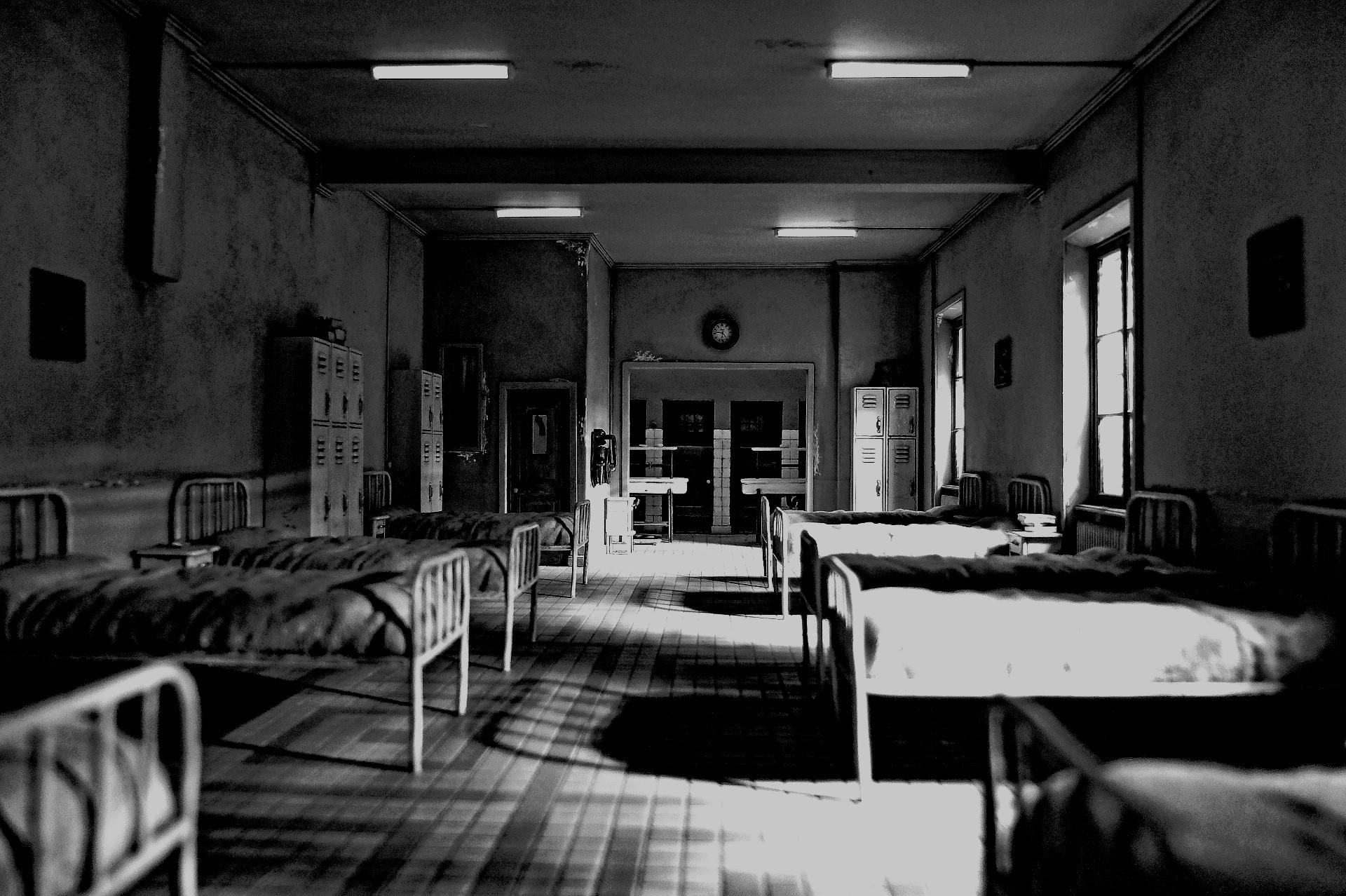 ▲宿舍,寢室 。(圖/取自免費圖庫Pixabay)