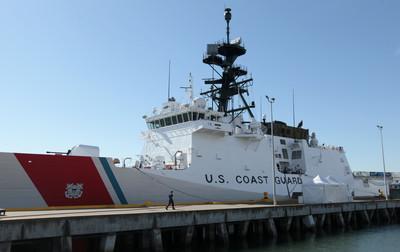 擔心中國勢力 美海警船「巡邏範圍擴大」