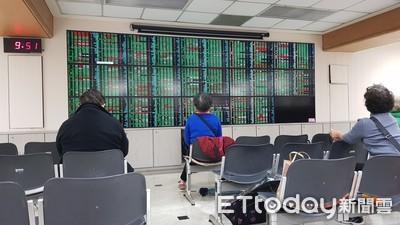 台股開盤大跌126點 顧立雄:投資人信心沒有崩潰