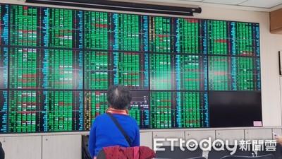 台股重挫109點 國際4大變數拖累