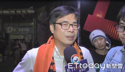 陳其邁:韓國瑜認為反一國兩制是廢話「就是廢話」
