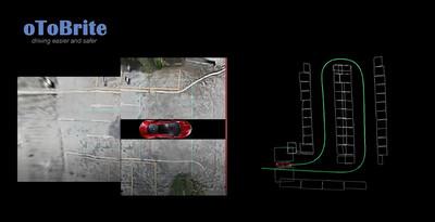 自動停車避開障礙物 歐特明智慧城市展秀AI辨識技術