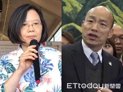 陳水扁:兩黨會以徵召提名韓國瑜、蔡英文選總統