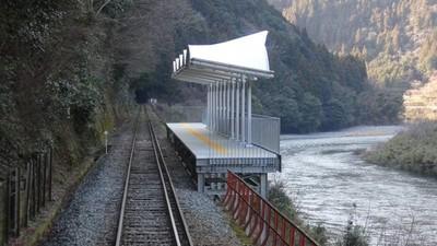 日本「終極祕境車站」完全沒出入口 剪票口廁所通通沒有