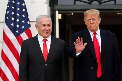 以色列大選9日登場!納坦雅胡:連任就併巴勒斯坦土地