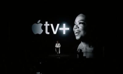 直擊/歐普拉在Apple tv+開節目