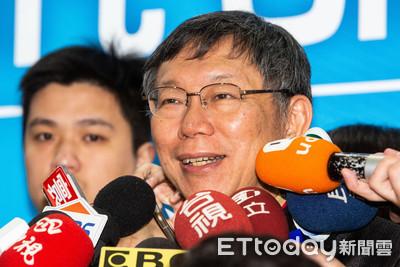 韓國瑜會劉結一 柯文哲:我見到張志軍