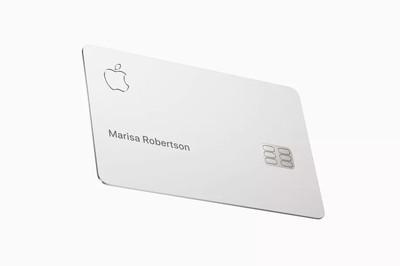 Apple Card新增試算表輸出功能
