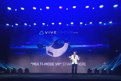 宏達電開賣新VR一體機 攜手《流浪地球》合作