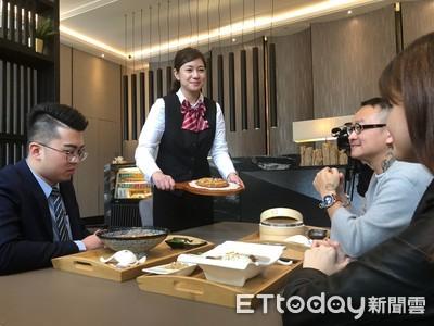 舌尖上的建案 用輕食下午茶抓住客戶的心
