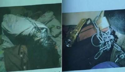 16歲女遭「鐵鍊捆綁」關地洞性侵24天