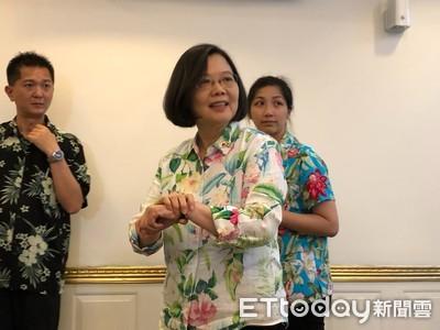 美州長:台灣總統很「渴望」拜訪