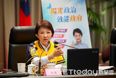 盧秀燕:市府對外合約一律上網