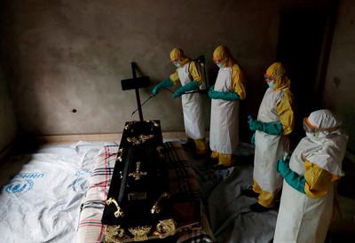 剛果伊波拉疫情越境!烏干達出現首例