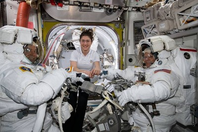 NASA取消史上首次全女性太空漫步