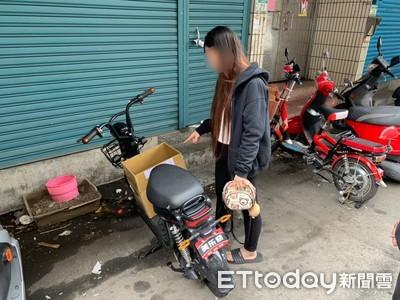 棄嬰生母找到了!20歲小媽媽丟女兒 被逮時淡定自在