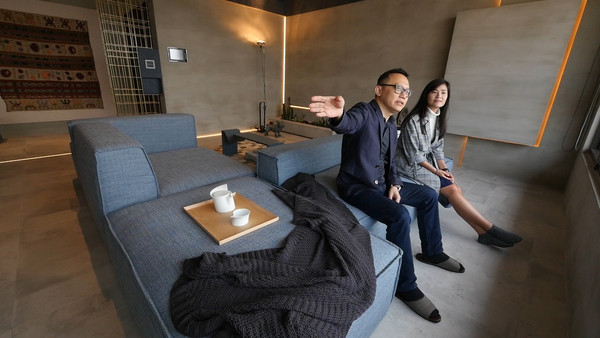▲可通勤的休閒景觀宅!收藏「漢皇丰川」品味人生從VIEW開始。(圖/記者謝婷婷攝)