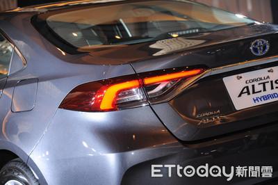 台灣車市6月銷量!神車ALTIS再破3千輛、CR-V重返第3名