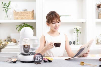 雀巢新膠囊咖啡機有「手沖模式」