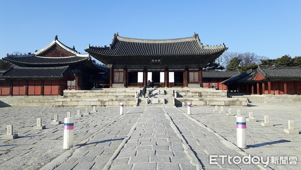 ▲▼首爾昌慶宮早年被日本人做為植物園(圖/記者羅翊宬攝)