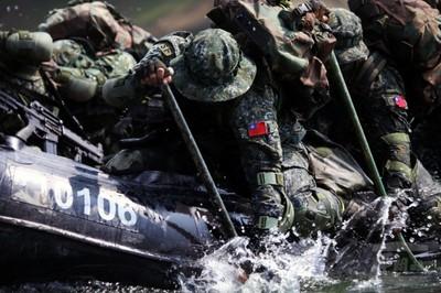 特戰部隊水域訓練強化作戰效能