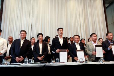 泰大選結果延宕 反對黨組結盟抗軍政府
