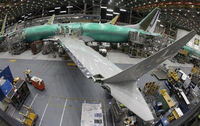 波音首次鬆口 737 Max模擬器軟體有問題