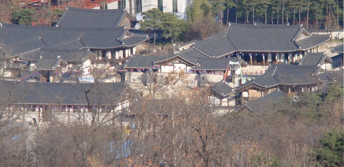▲▼首爾南山谷韓屋村(圖/翻攝自維基百科)