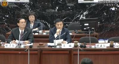 沒看過這麼囂張的議長 他擋韓國瑜專案報告