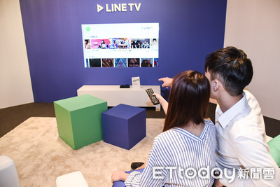 LINETV預告自製劇獨家播放 LINE MUSIC做專屬鈴聲