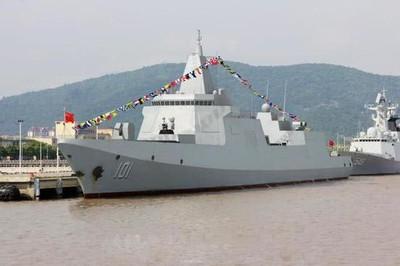 解放軍海軍70周年閱兵明登場!095型核潛艦將亮相