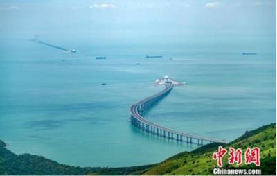 陸交通部:正在規劃直通香港高鐵