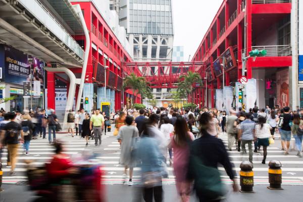 ▲北市部分人口外移行政區,房價不跌反漲。(圖/記者季相儒攝)