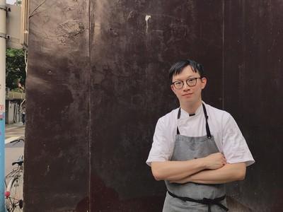 林威任磨刀8年 創「有溫度的私廚」