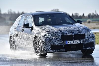 第3代BMW 1系列最終測試